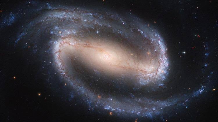 Spiral Galaxy NGC 1300
