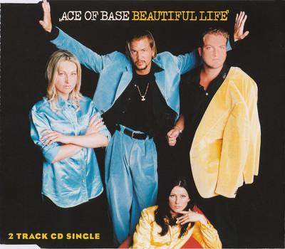 그룹 ace of base / Beautiful life 표지