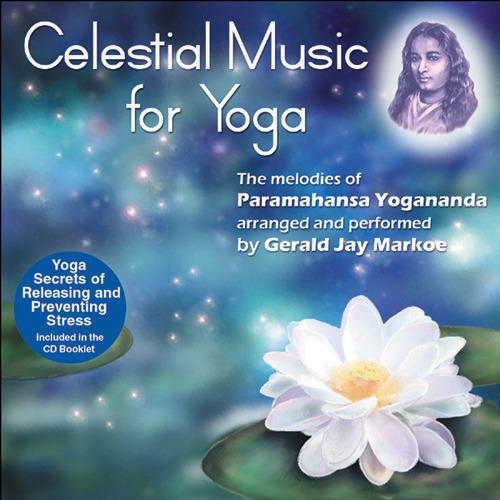 크리야 요가의 스승 - 파라마한사 요가난다 명상음악 Celestial Music for Yoga / 빈야사, 아쉬탕가 요가 음악 DVD | inMusic 인뮤직 리뷰