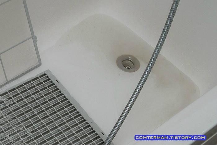 블루스카이 5000 필터 물청소
