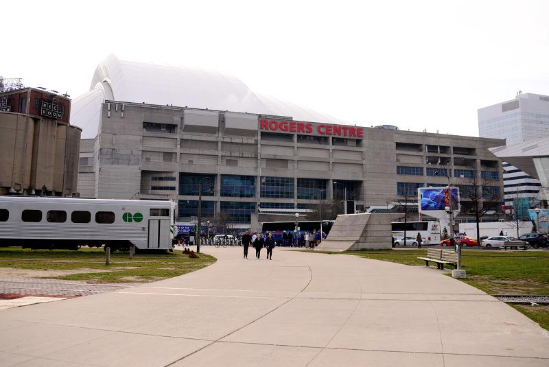 [MLB TOUR(18)] 로저스 센터 : 토론토 블루 제이스의 홈구장 (Rogers Centre : Home of the Toronto Blue Jays)