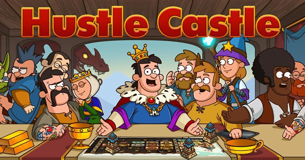 hustle castle 모바일게임