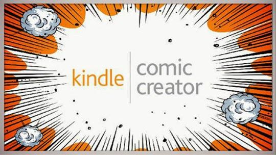 Kindle Comic Creator를 활용하여 킨들 콘텐츠 제작하기
