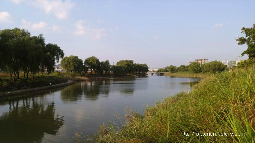한강 힐링풍경
