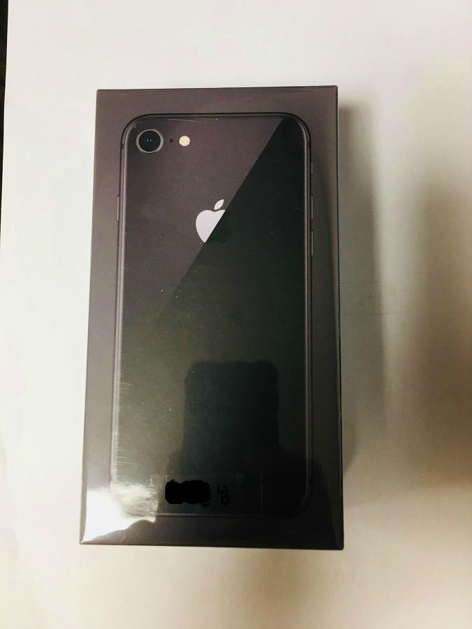 아이폰8 개봉전 박스