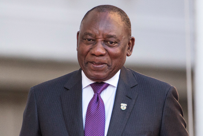 '주마 시대' 끝낸 남아공 새 대통령 라마포사
