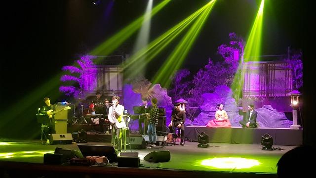 가수 조관우, 로미오와 줄리엣을 뛰어넘는 백석과 자야의 사랑을 노래하다!