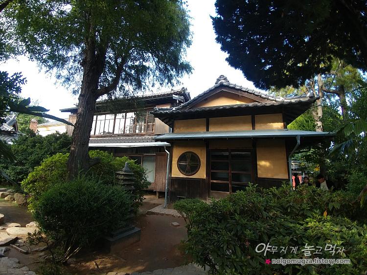 군산 히로쓰가옥 신흥동 일본식 가옥