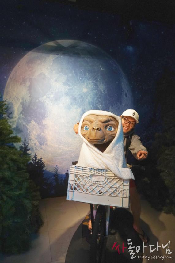 시드니 마담 투소(Madame Tussauds) - ET
