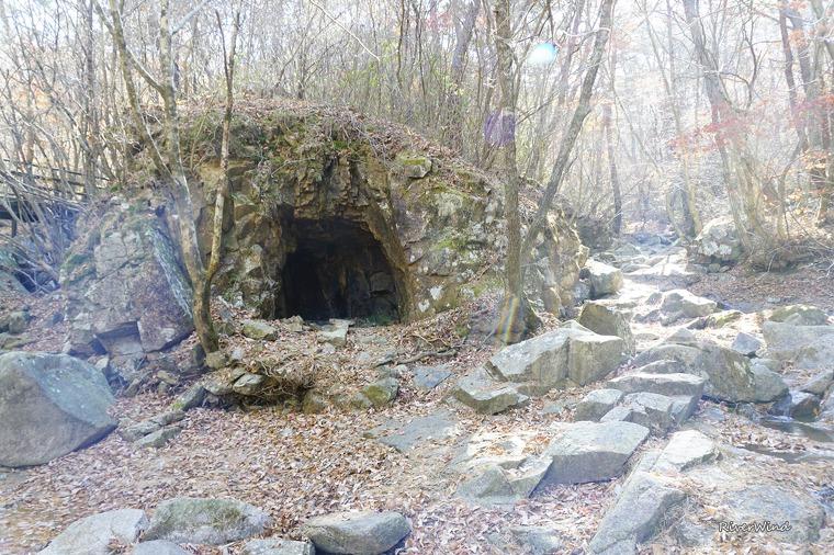 매화산 동굴