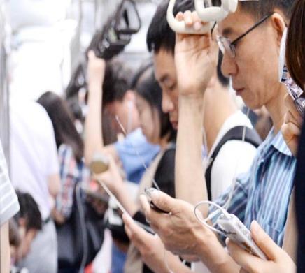 최신 스마트폰 - 스마트폰이 눈 건강을 해진다