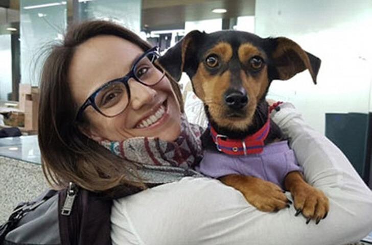 평창 올림픽 참가했다가 개고기 시장에서 강아지 구한 선수