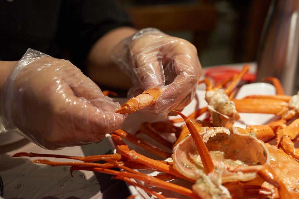 홍게데이 광안점 홍게 먹는법 19
