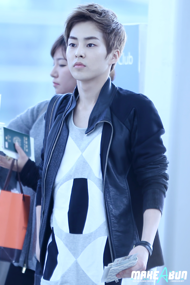 XiuMin – XOXO Airport – All About EXO