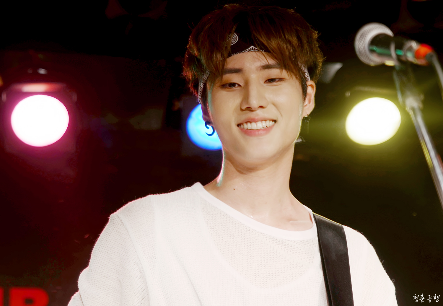 young k Kang young-hyun (korean:강영현 born december 19, 1993), better known by his stage name young k, is a south korean musician, singer, songwriter and rapper.