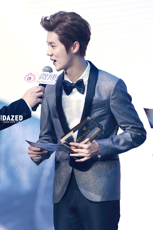 [FANTAKEN] 150115 2014 Weibo Awards Night [100P] 25644D4354B8D1B0217C54