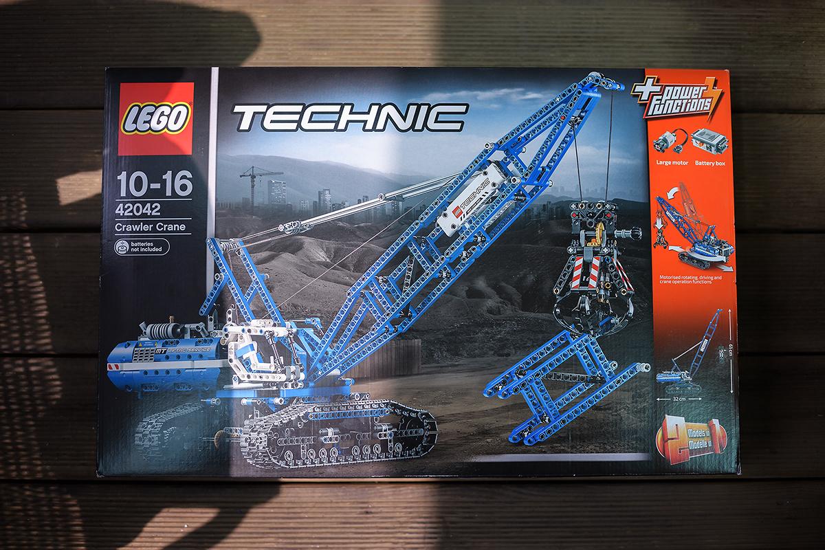 아들 10살 생일선물(LEGO 42042, 41122)